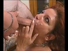 Fast tongue for french maid facial