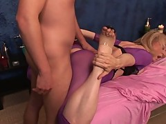 Malibu massage parlor and sexy blonde milf