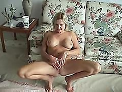 Busty Middle-aged Mary Ann Can't Get Enough Of This Blowtorch