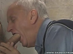 Big Cock Through The Gloryhole