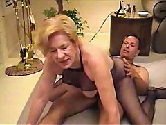 Busty Middle-aged Whore Diana Richards Loves To Fuck With Young Stallions