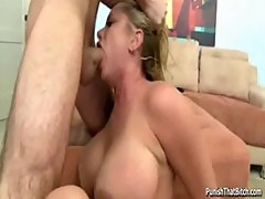 Blonde MILF Briana Banks Punishment Sex