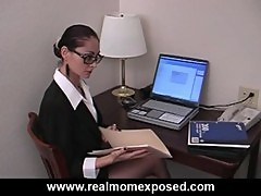 AliciaВ's Blow Job Interview