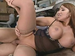 Mail room sex with ava devine