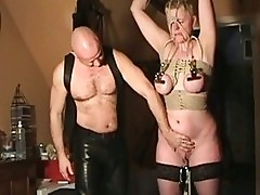 Amateur BDSM of Belgian Slavegirl