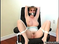 A Milf with a cloroform surprise