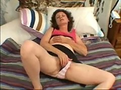 Hairy Amateur Mature Solo