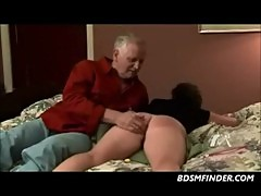 Mature Anal Figging And Spanking
