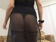 Awesome MILF giving head and more