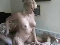 Blonde MILF Knows How To Ride