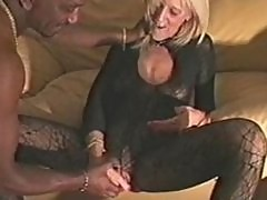 Mature Lady Banged By Black Dude