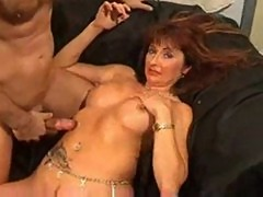Filming his swinger wife getting fucked