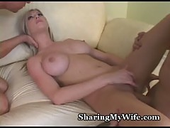 Hubby Asks Wife To Wife Friend