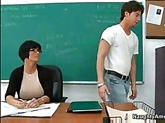 Hot busty teacher shay fox