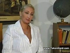 German Teacher Fucks Young Boy www.hdgermanporn.com ! German-Mature-porn