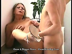 Mature With Great Tits Fucked