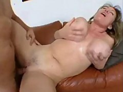 Great Horny Busty Anal Milf
