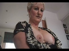 Mature scene1 Spreading and Upskirt
