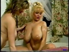 Debbie quarry and louise leeds - bathtime