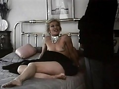 Mature woman Jessie takes in a thick cock
