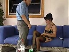 Wonderful Italian MILF Has Great Anal Sex