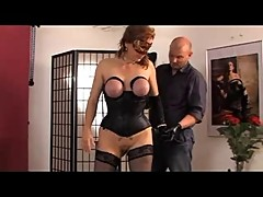 Milf fucked by her master