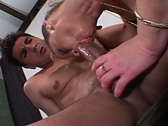 Slutty old girl loves big dick drilling