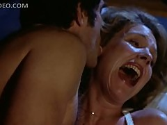 Stunning Blonde MILF Jill Clayburgh Gets Banged Topless Outdoors