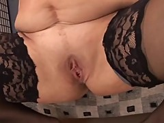 Mature Big Fat Cream Pie 6