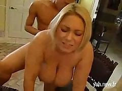 Samantha Has Huge Boobs And Uses Them While Fucking The Plumber