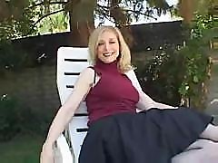 Nina Hartley: Hot Outdoor Sex POV