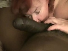 Red Head Mature Ass Licking