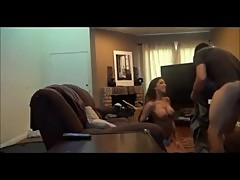 hot brunette milf fucked on hidden cam