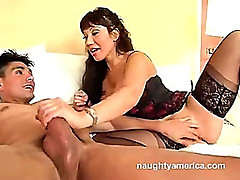My Friend's Hot Mom - Ava Devine