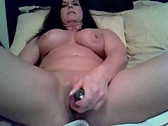 Mature with unbeliveble Orgasm