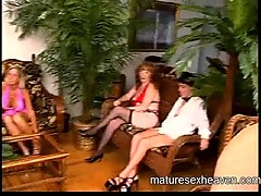 Mature Sex Party Part 1