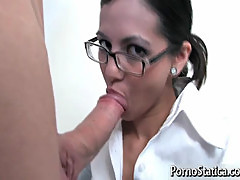 Petite Holly Dee fucked and sucked