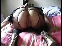 Rose, Bbw Fucked In Pantyhose