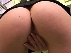 amazing wife stripping and rubbing
