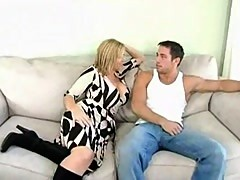 Sara Jay: Fat Titty MILF Gets Pounded