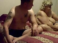 Nasty Mature Fatty Having An Amateur 69 And Fucking Good Time