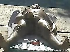 Jerk Off At The Beach