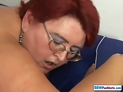 Guy dreams of BBW mom