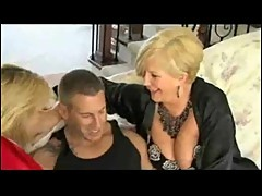 Blonde Moms Sharing Hard Dick