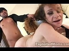 Milf Cop Fucks Black Burglar Fantasy Roleplay