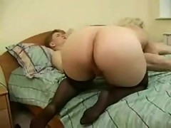Big Drunk Mom Gets Fucked By Teen