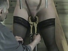 Amateur pain and extreme bdsm