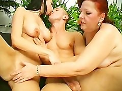 All Natural Hairy Pussy And Big Tits - Scene 1