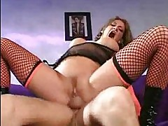 MILF Skanks in Fishnets