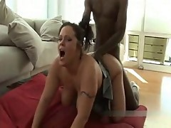 Cheating Wife Tests Her Pussy With Two Black Men - Cireman